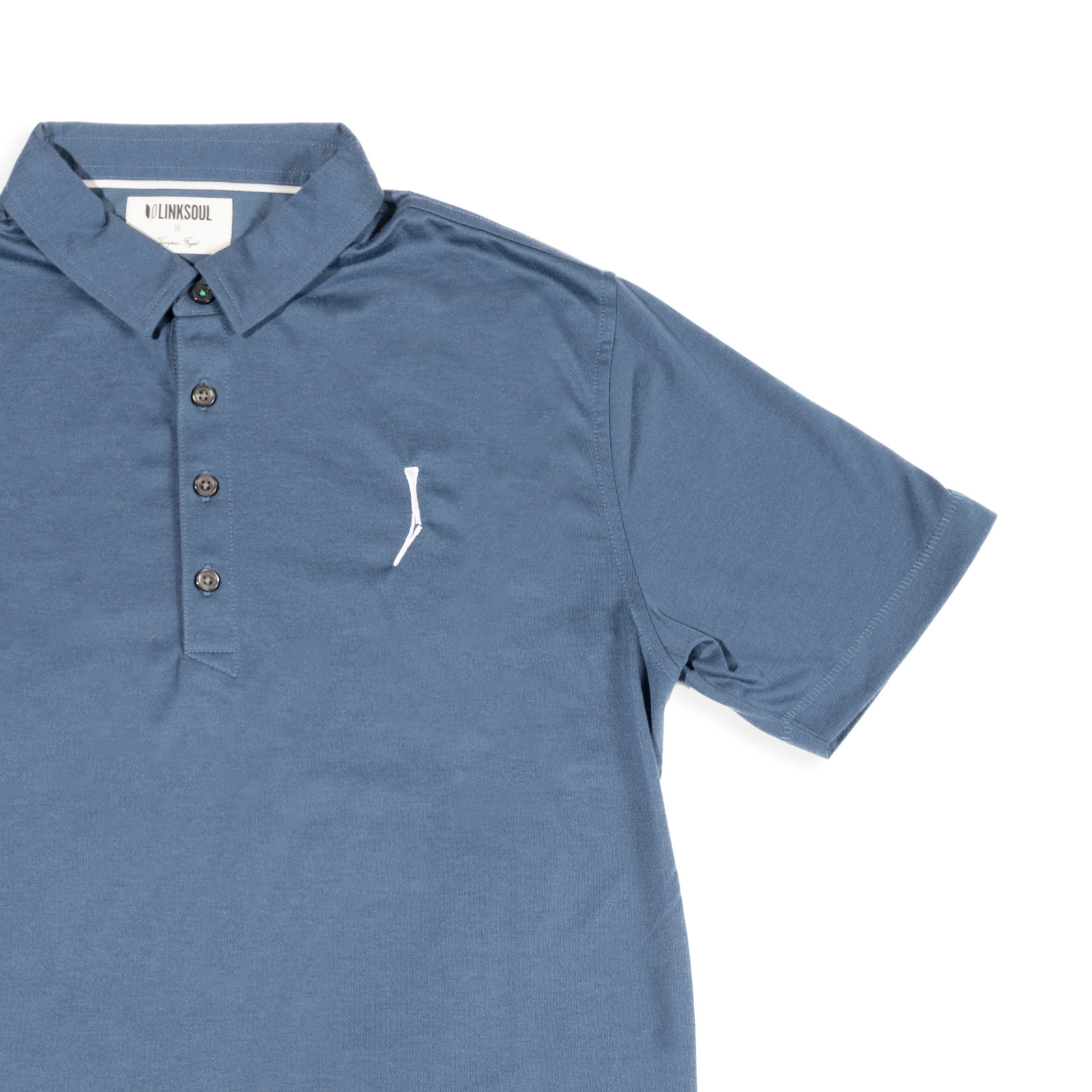 Men's Knit Drytech Polo – Eclipse