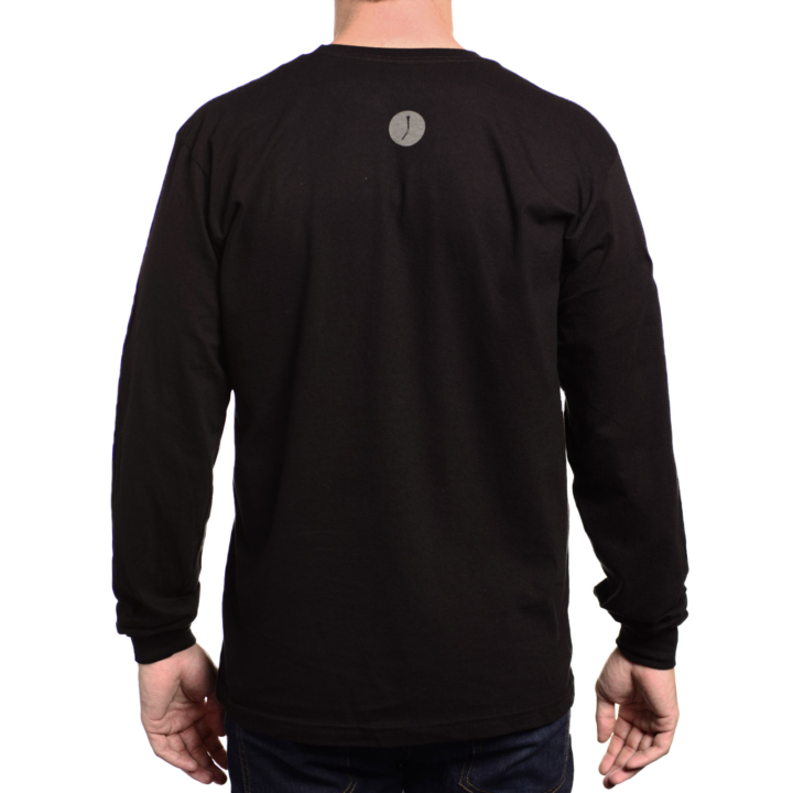 TGJ Long Sleeve Shirt - Black
