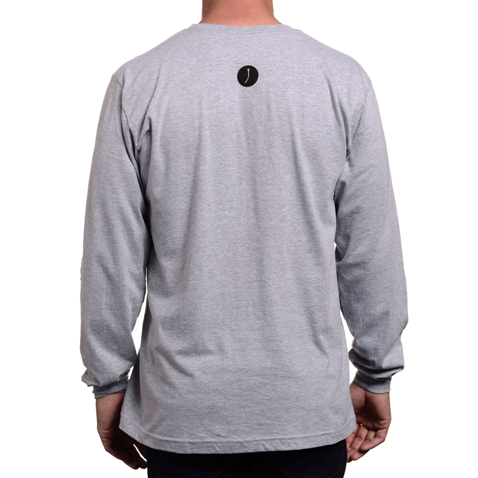 TGJ Long Sleeve Shirt - Gray