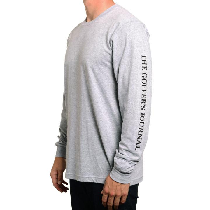 TGJ Long Sleeve Shirt - Gray