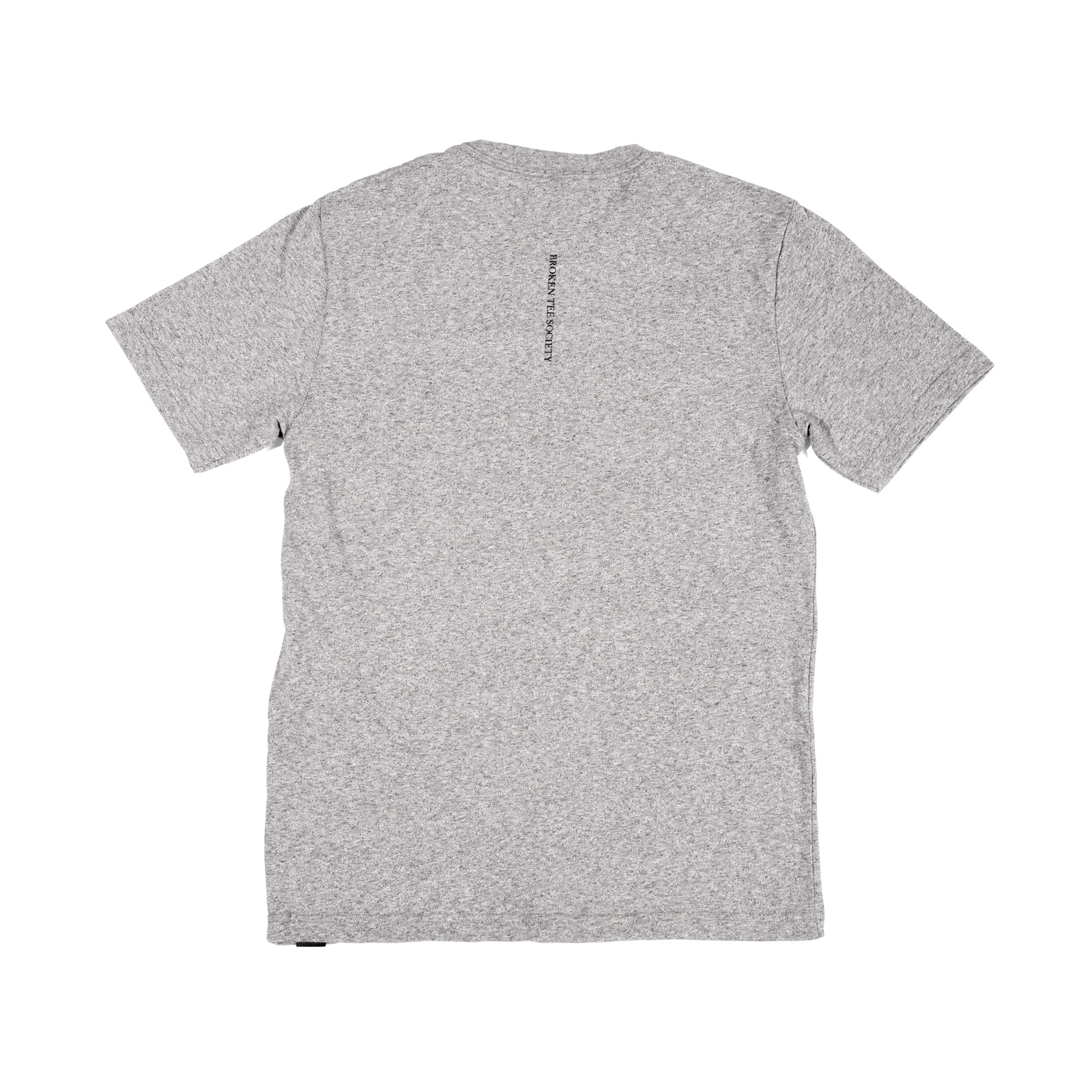 The Split Tee - Gray