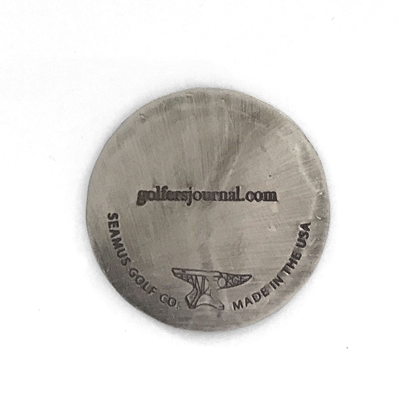TGJ x Seamus Hand-Forged Ball Mark