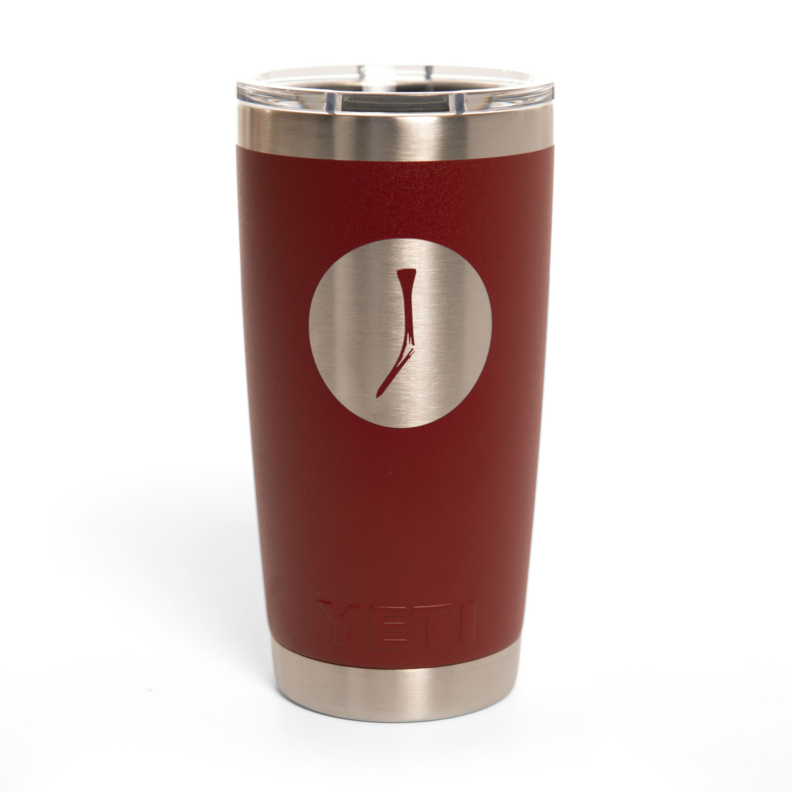 TGJ x Yeti Rambler Cup- Red