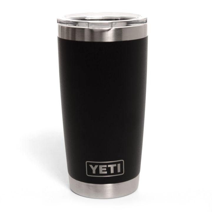 TGJ x Yeti Rambler Cup- Black