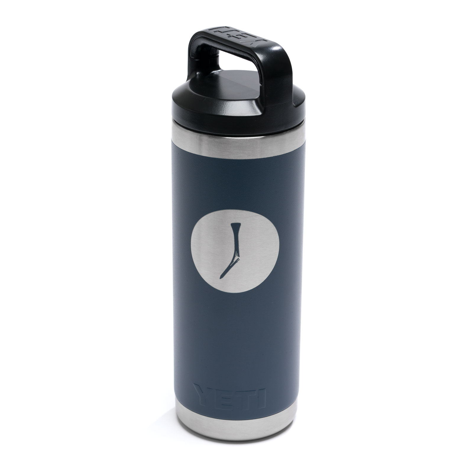 TGJ x Yeti Rambler Bottle- Navy