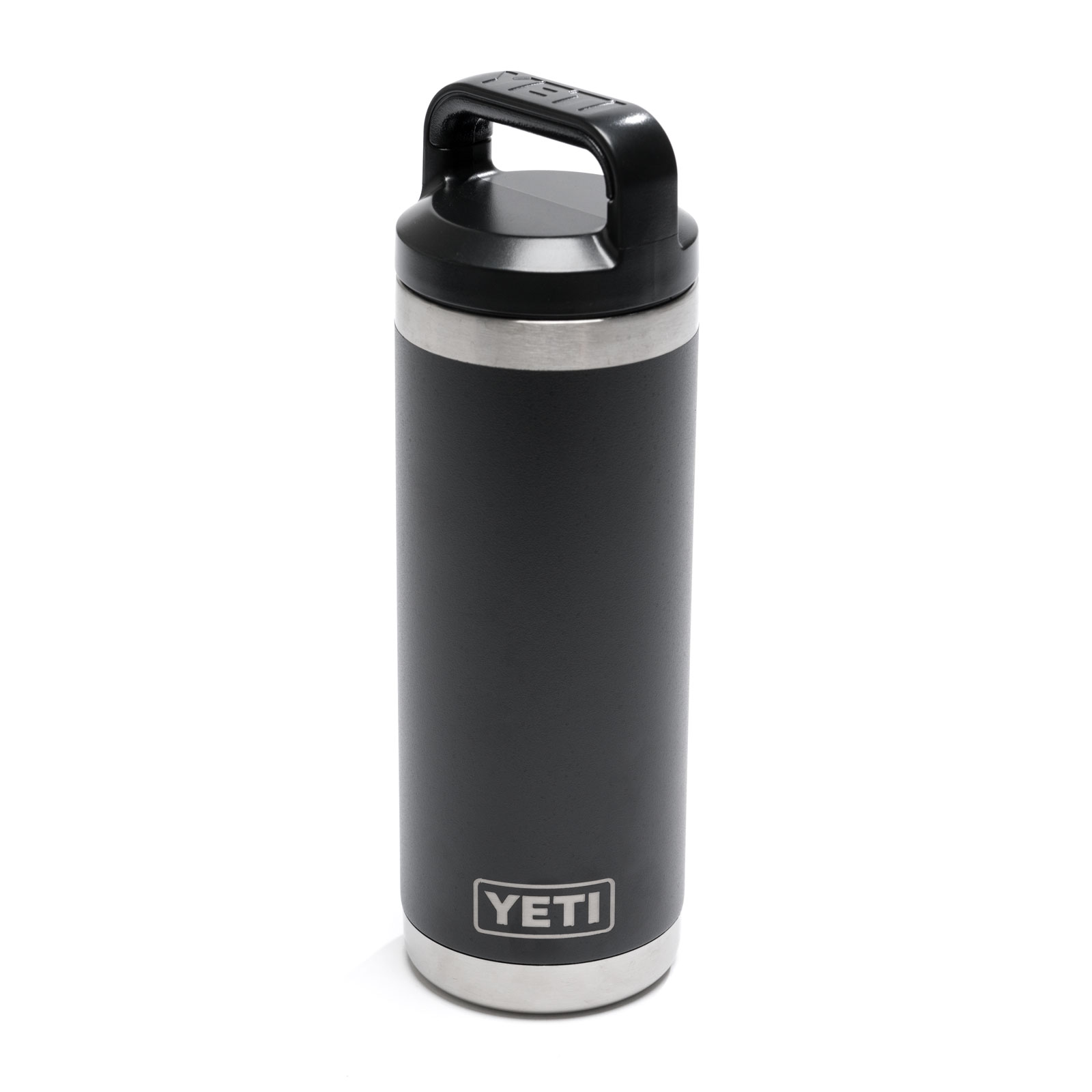 TGJ x Yeti Rambler Bottle- Black