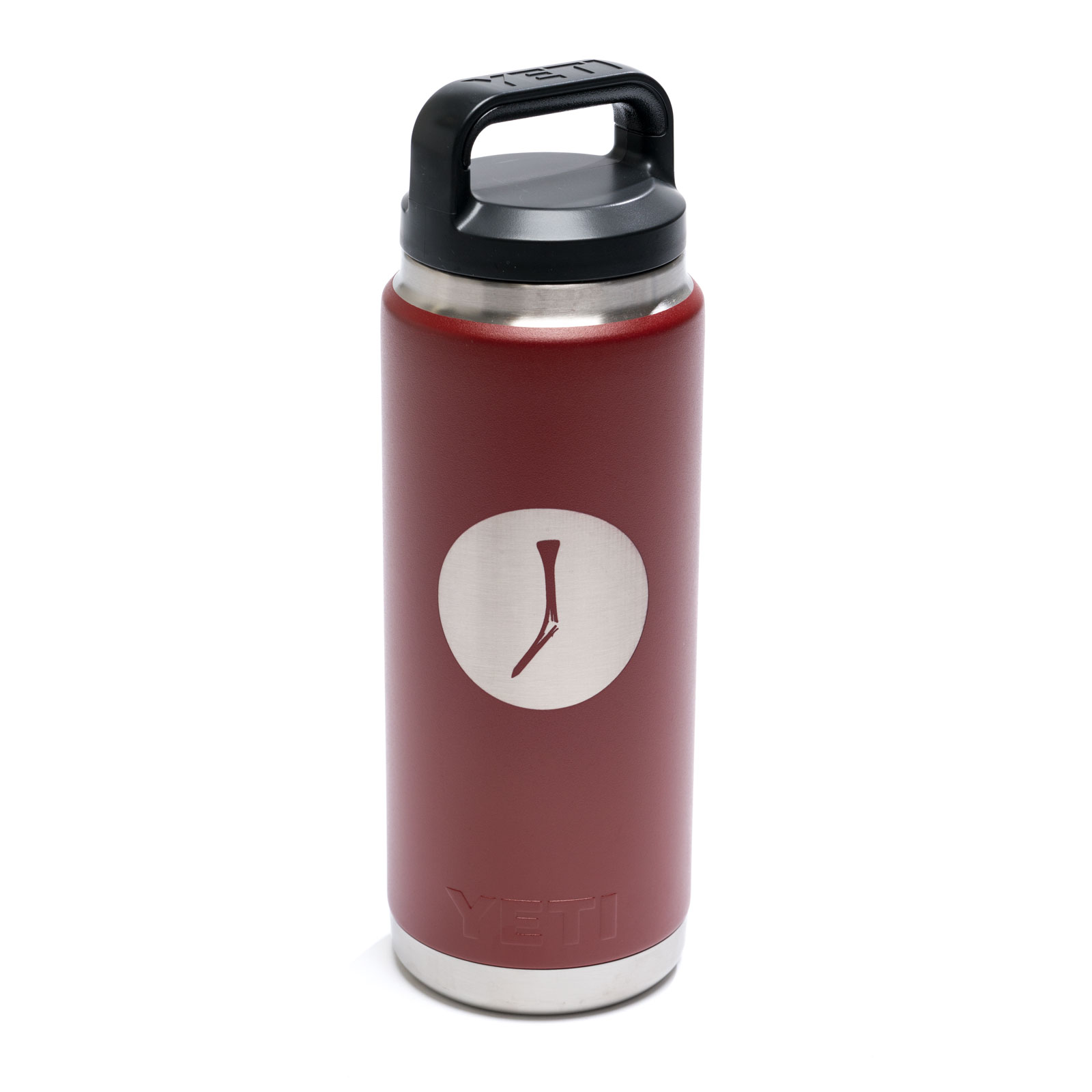 TGJ x Yeti Rambler Bottle- Red