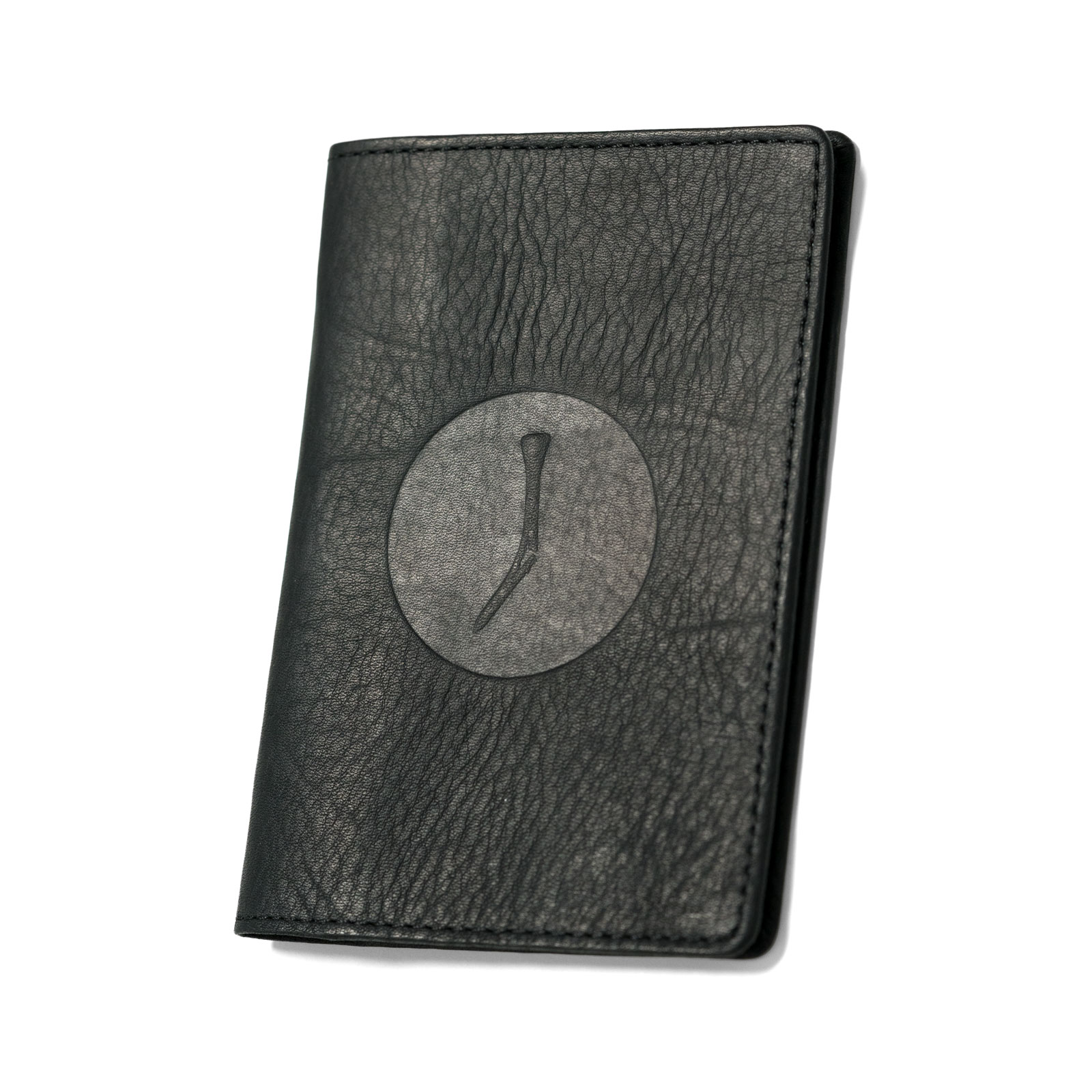 The Passport Cover | Black