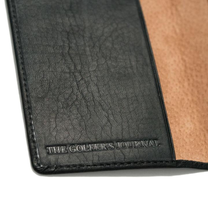 The Passport Cover   Black