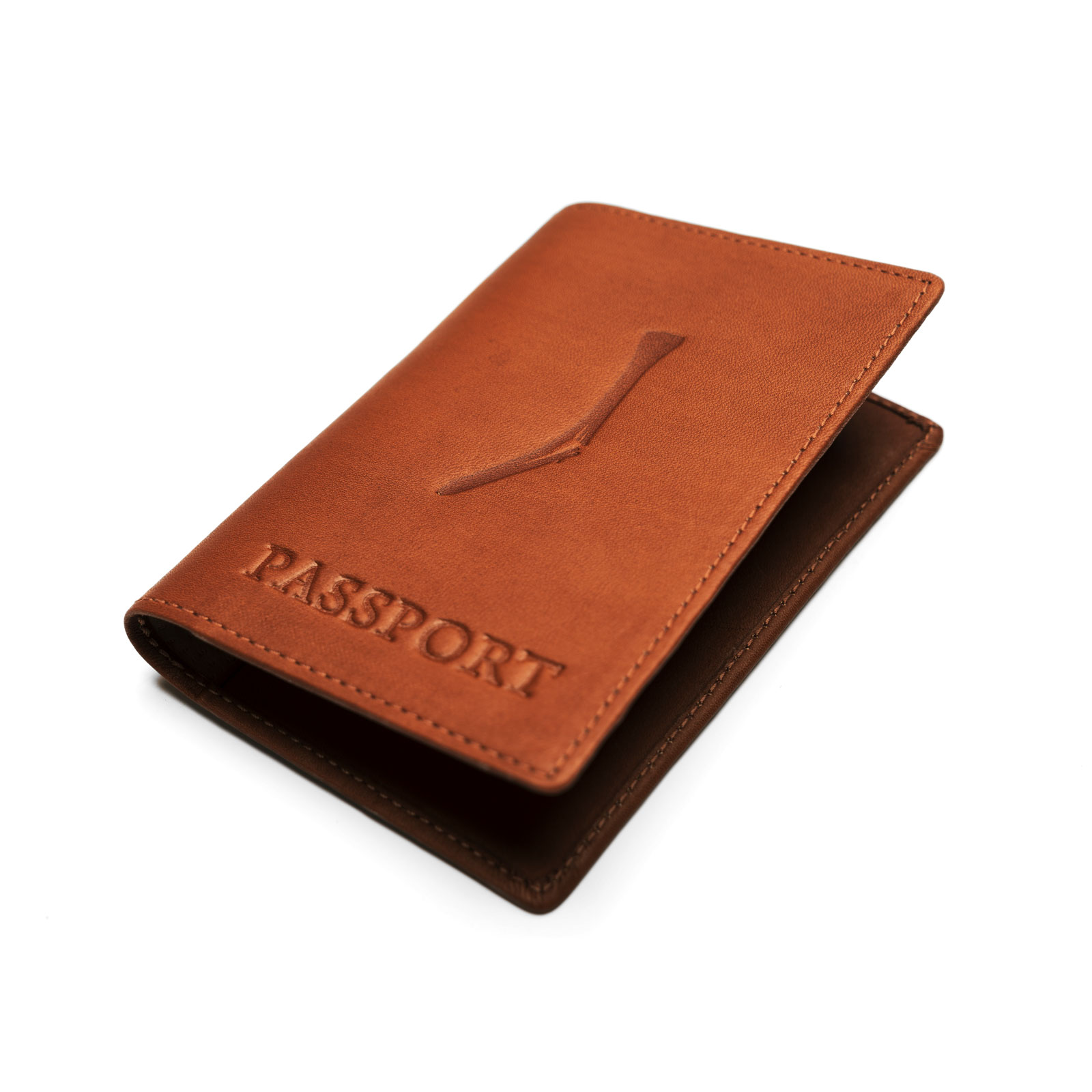 The Passport Cover | Tan
