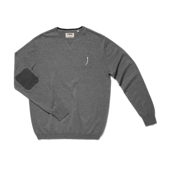 TGJ x Linksoul Cotton-Cashmere Sweater