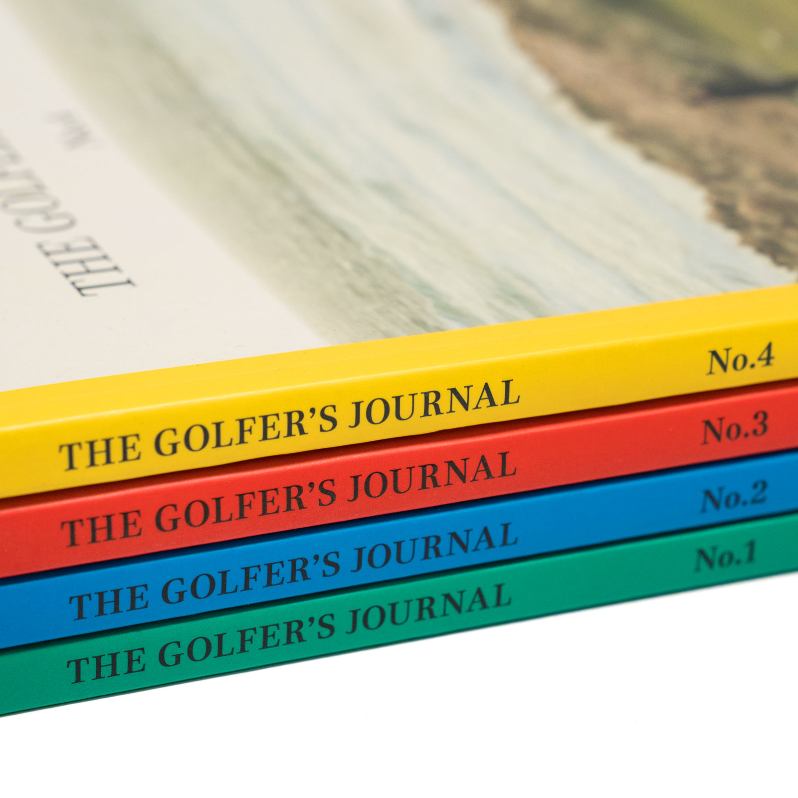 The Golfer's Journal 1-4