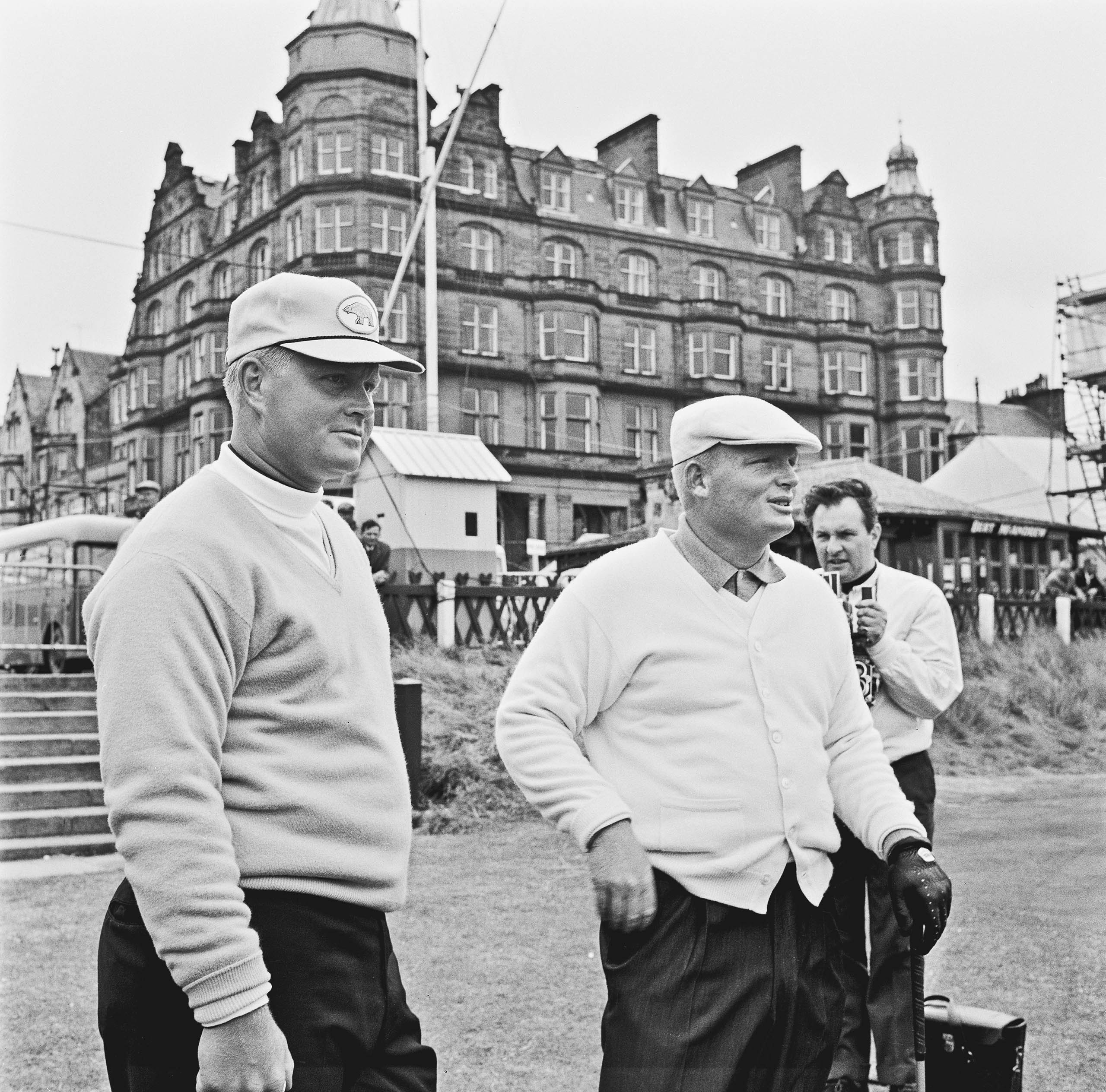 Phil Rodgers, Jack Nicklaus, Open Championship
