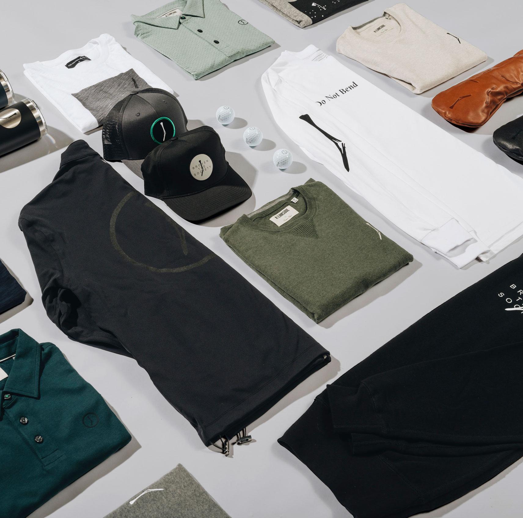 Merchandise & Apparel Grid