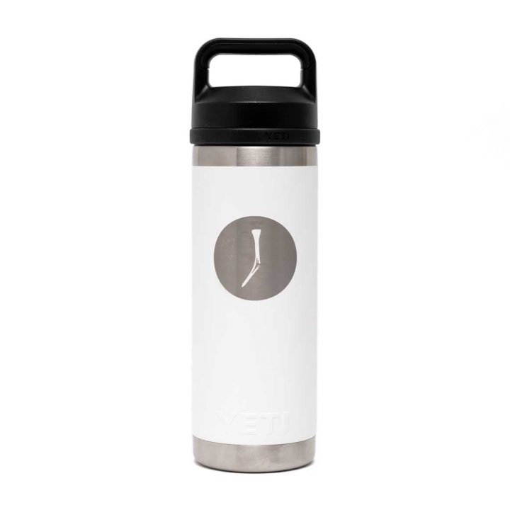 TGJ x YETI Rambler Bottle With Chug Cap