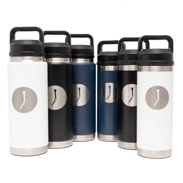 TGJ x YETI Rambler Bottle With Chug Cap