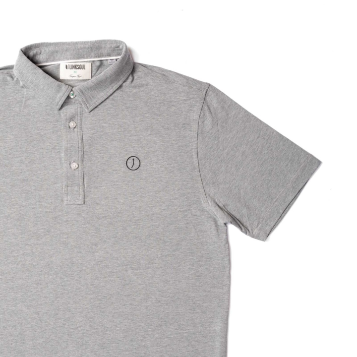 Circle Tee Drytech - Grey
