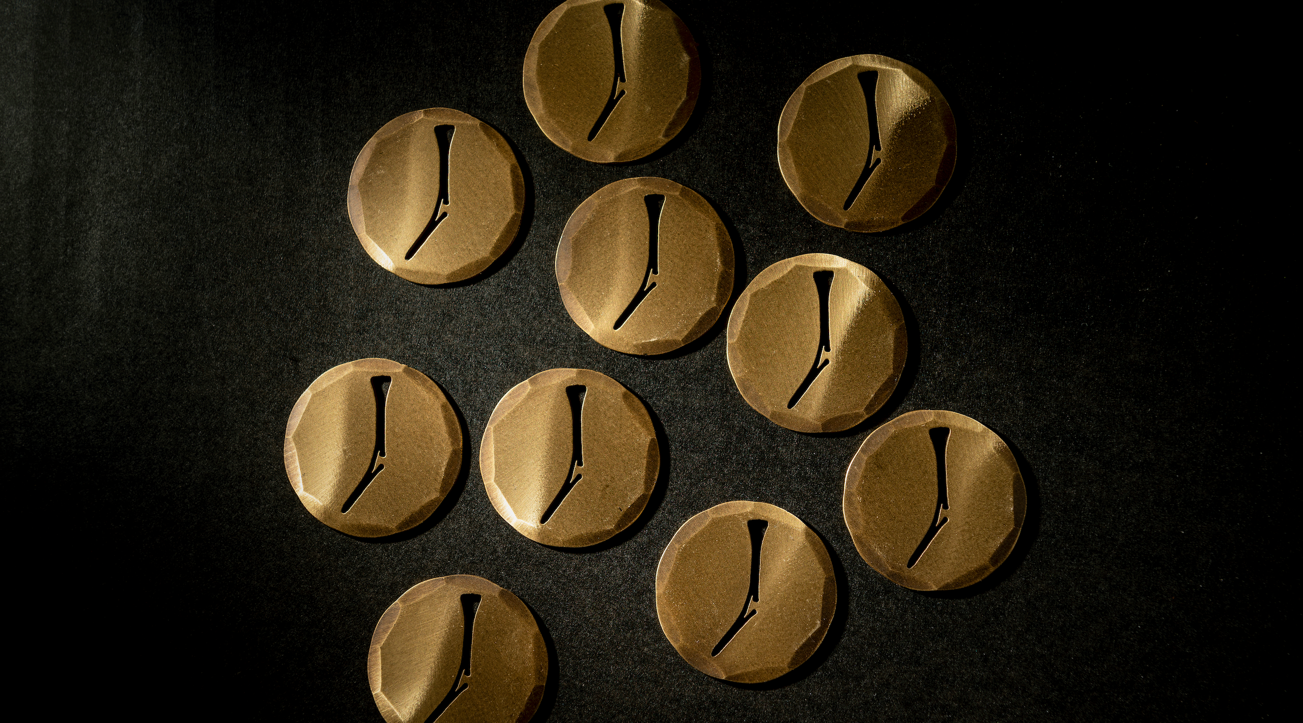 The Gold Medal Ball Mark