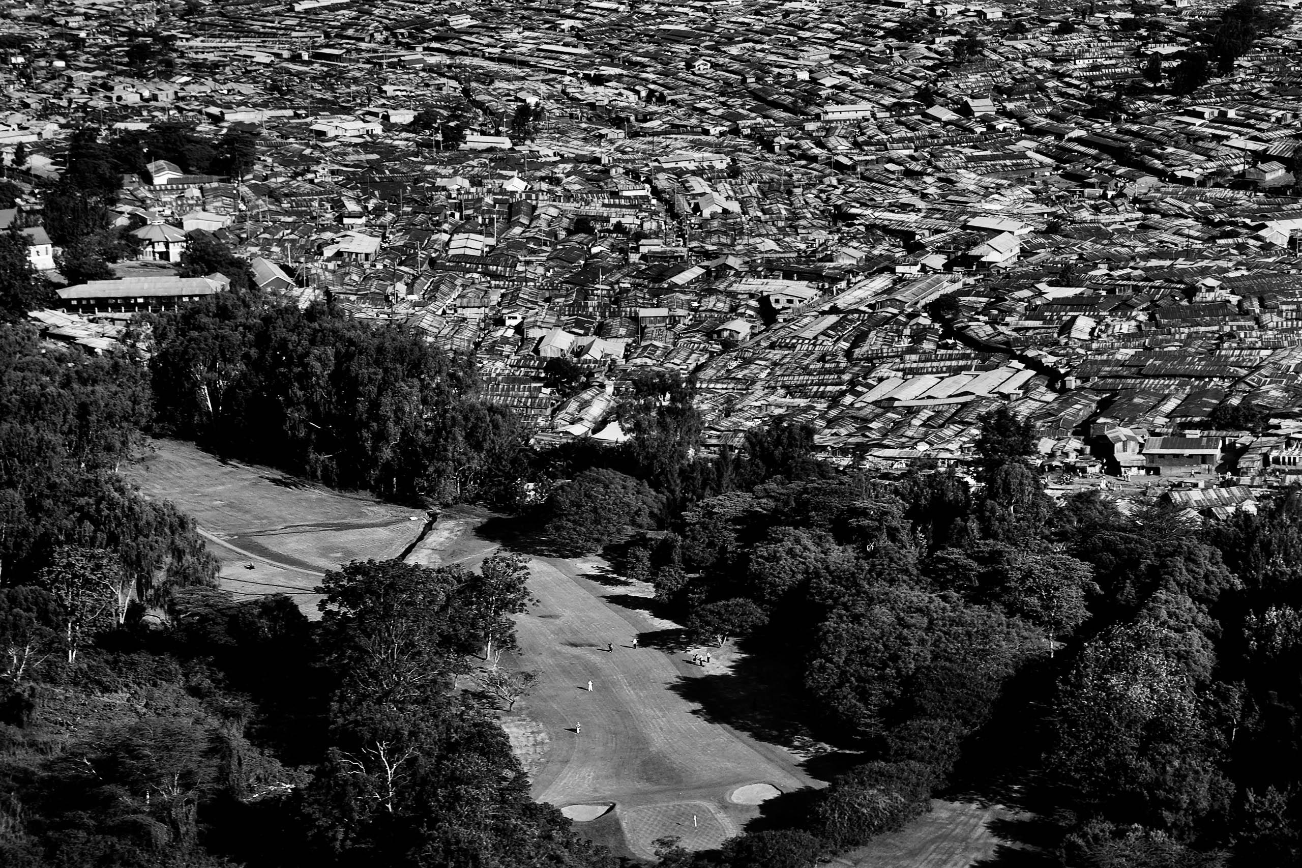 Kibera - The Shadow City