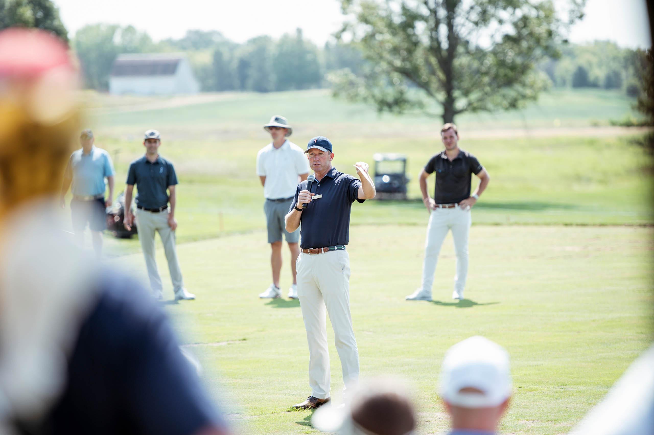 Chandler's Plan - The Golfer's Journal